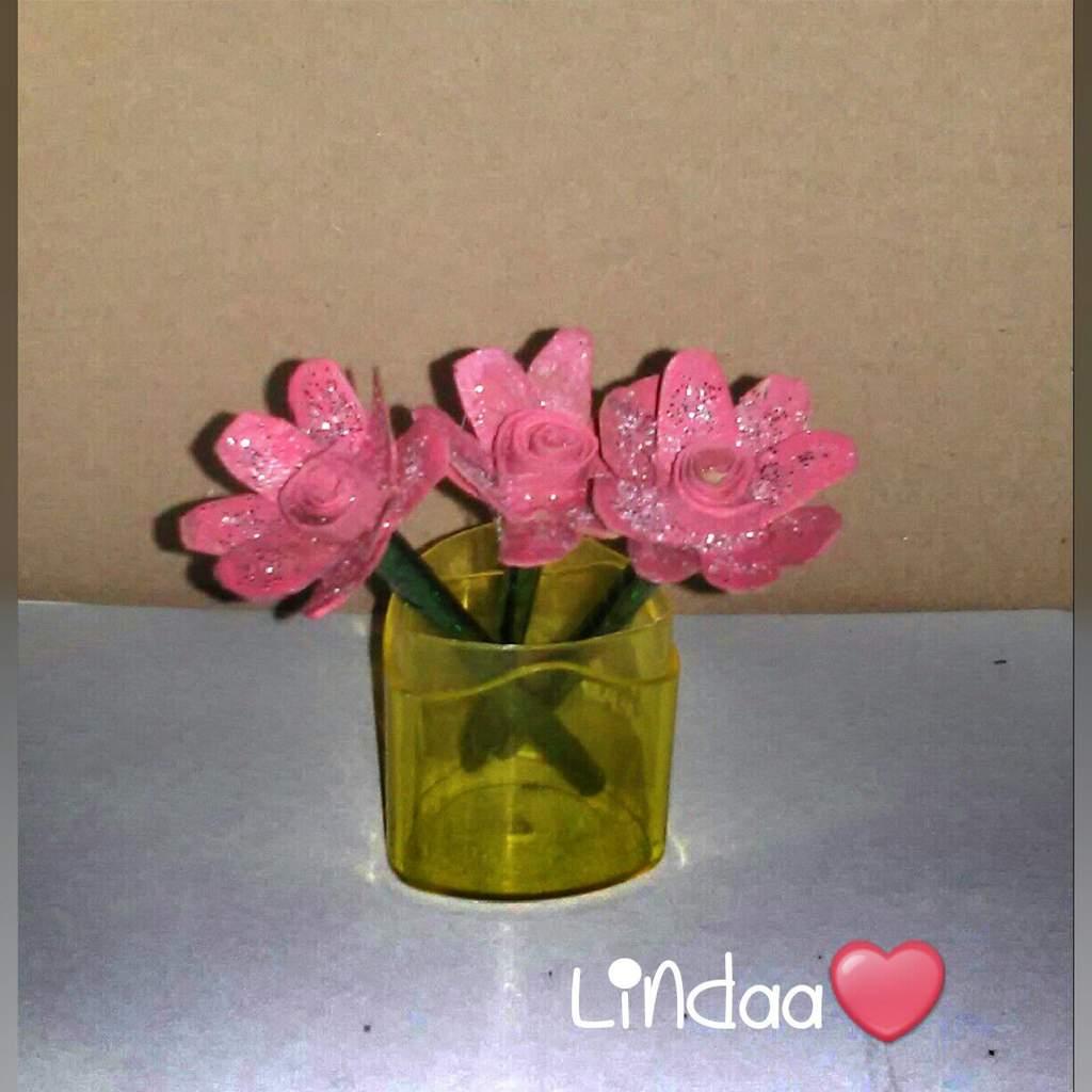 Flores Artificiales Manualidades Amino