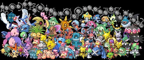 All Psychic Pokemon | www.pixshark.com - Images Galleries ...