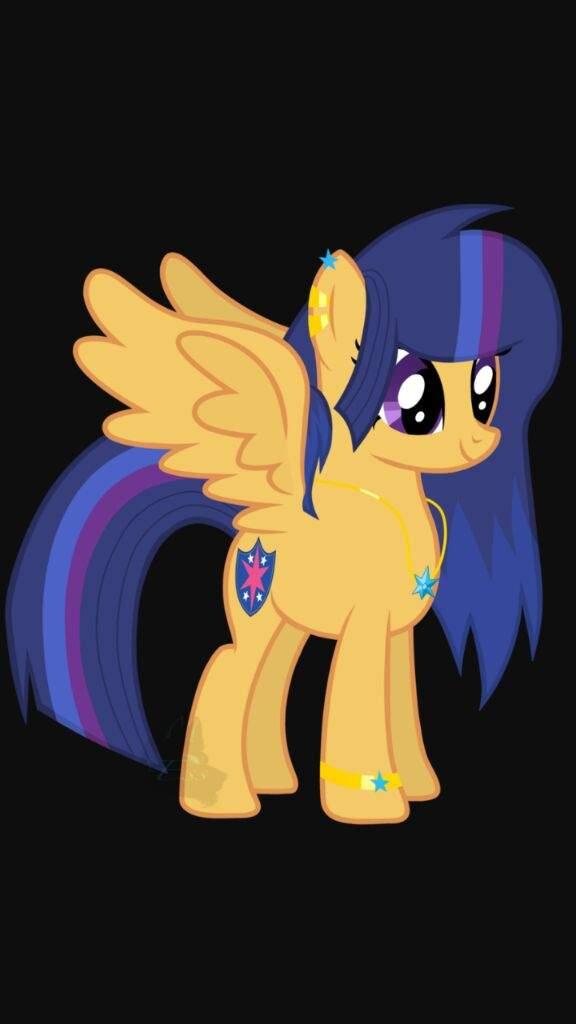 Las Hijas De Las Ponys Principales Mylittlepony Espa 241 Ol