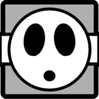if you type spooky into the vault youll get this icon