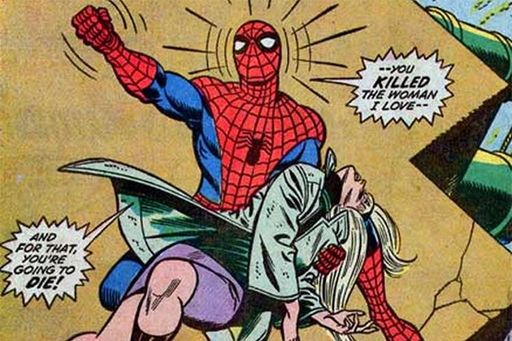 What If The Death of Gwen Stacy Was Never Written? | Comics Amino