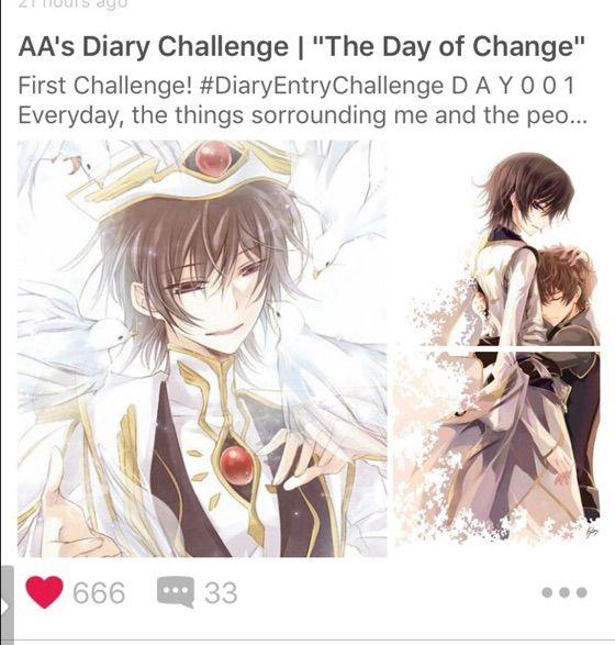 One Day Diary Telepathy