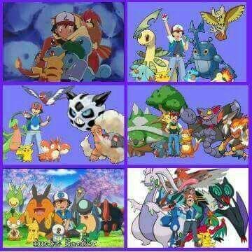 best pokemon team