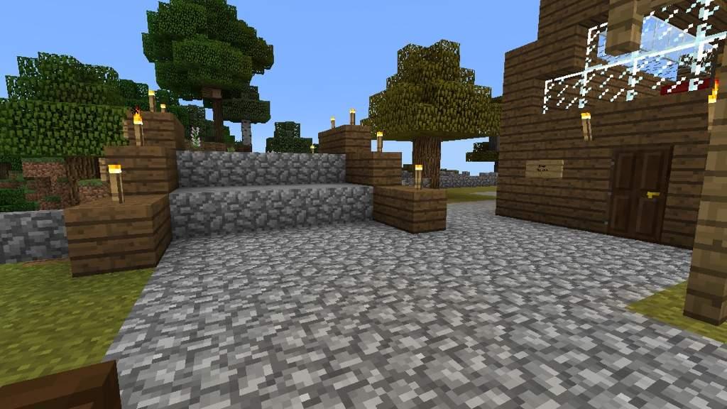 Simple village house! | Minecraft Amino