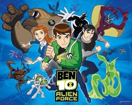 Ben 10: Alien Force | Ben 10 Amino