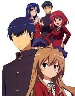 Top 10 Animes De Romances Vida Escolar Que O Casais Namora