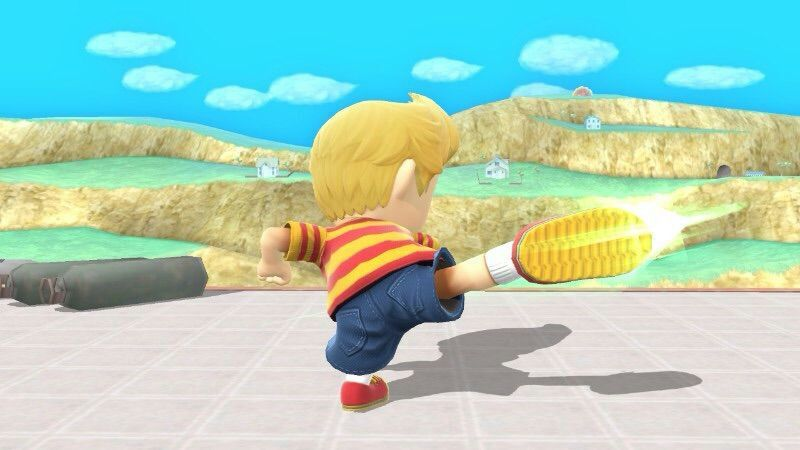 Let's Talk Lucas(Guide)Tilts/Aerials/Smash Attacks