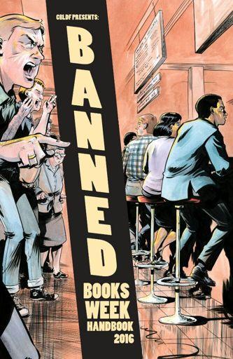 I READ BANNED COMICS   Comics Amino