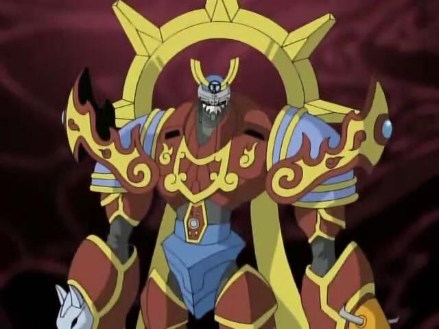 Digimon frontier susanoomon