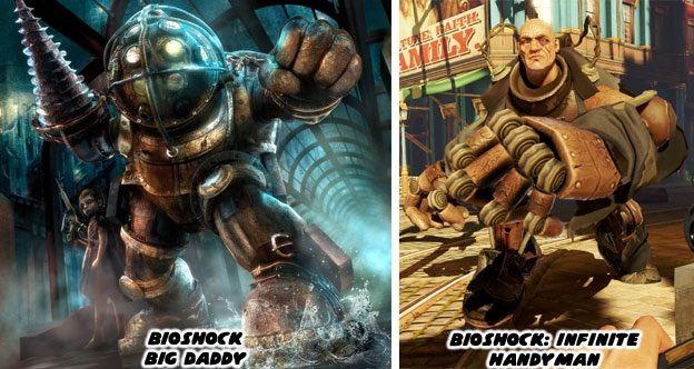Los 9 Mejores Enemigos de los Videojuegos. Que opinas?