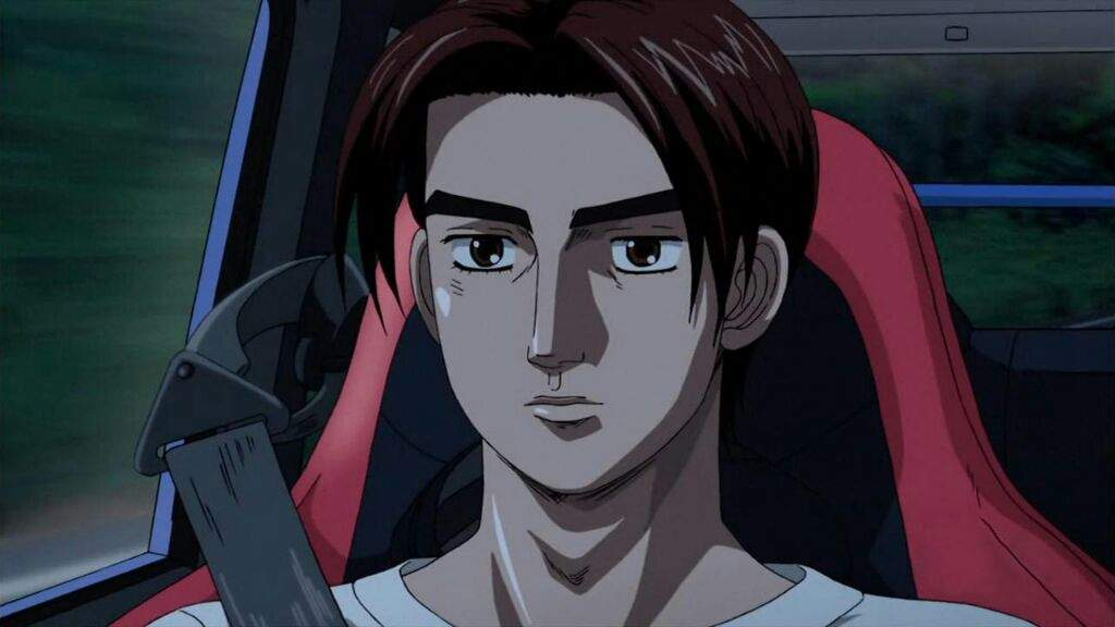 Initial D Anime Characters : Initial d anime amino