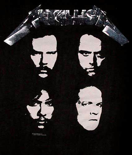 a comparison between the musical and lyrical content of metallicas albums Let's argue: what is metallica's greatest not only did metallica's musical style take a compelling the record's lyrical content covered a wide range of.