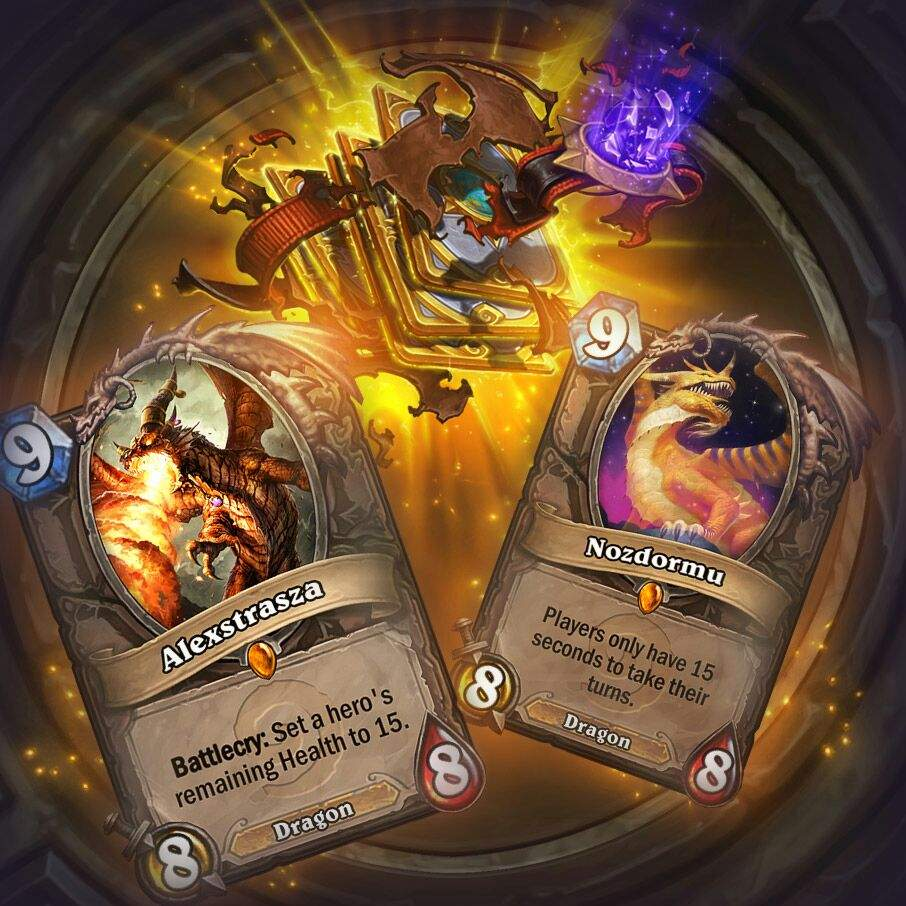 Hearthstone: The Future Of Hearthstone And Legacy Cards