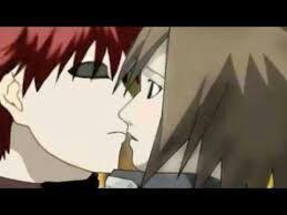 Gaara y matsuri | Wiki | •Anime• Amino Gaara And Matsuri Kiss