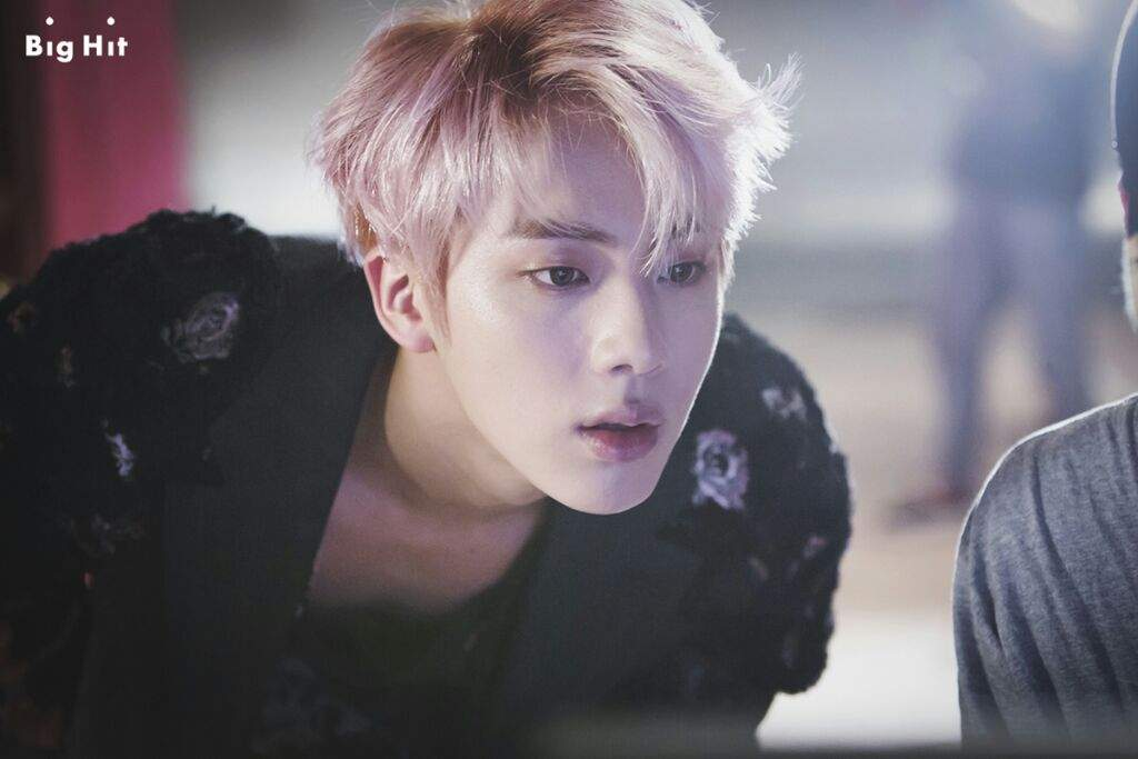 Bts Jin Wings Jacket Photoshoot K Pop Amino