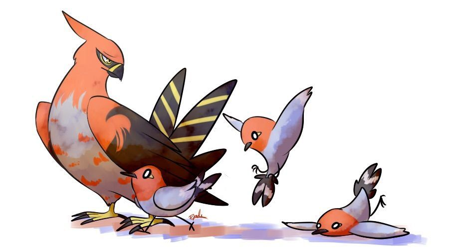 How to teach brave bird and flare blitz to talonflame ...