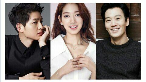 Song Joong Ki, Park Shin Hye, Kim Rae Won, And More