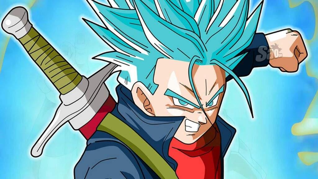 Trunks' New Form Analysis | DragonBallZ Amino