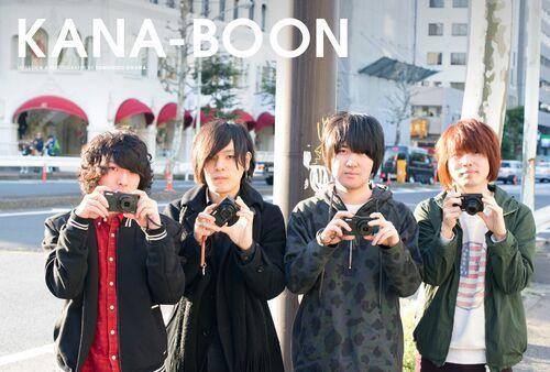 KANA-BOON   Jpop & Jrock-Musicas Japonesas Amino
