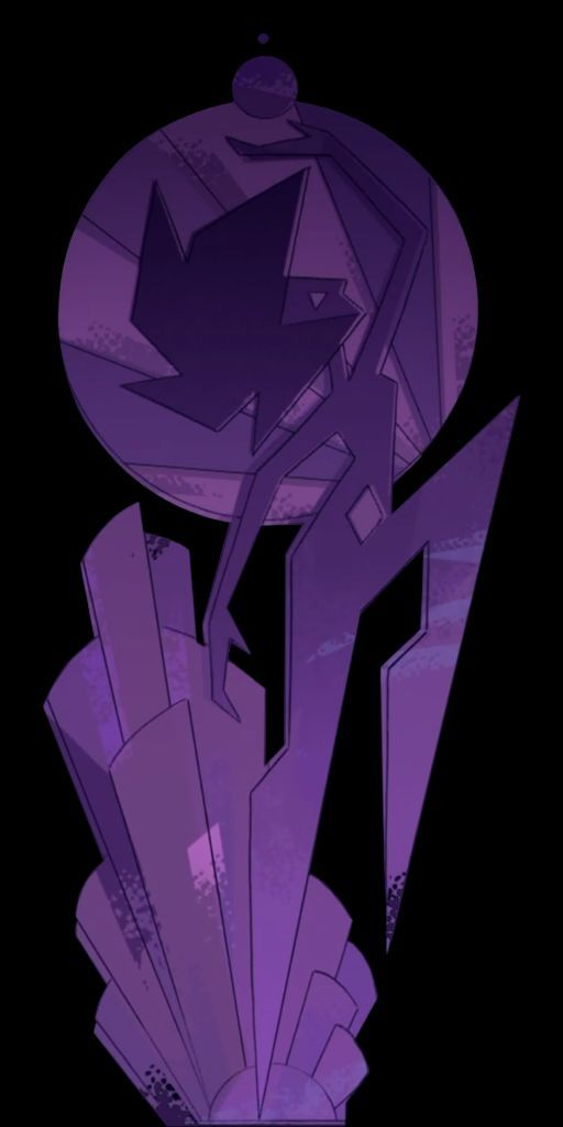 Pink diamond was never shattered theory steven for Yellow diamond mural