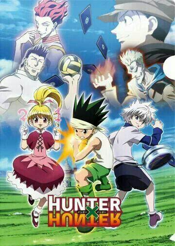 hunter x hunter 2011 review