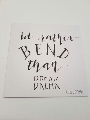 exo quotes and card making midnight chats kaithereal pt