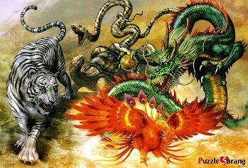 Byakko Wiki Mythology Amp Cultures Amino