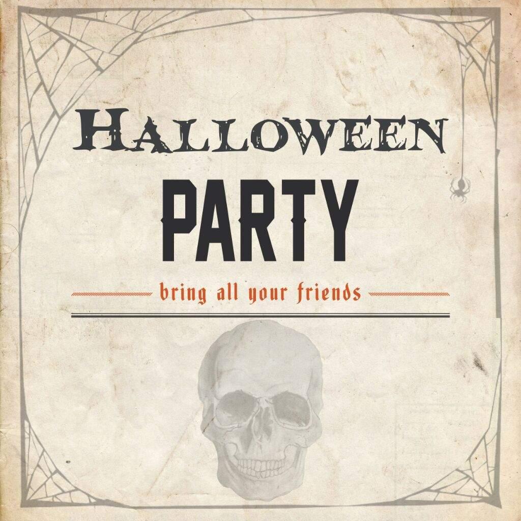 Halloween Party   Sims Amino