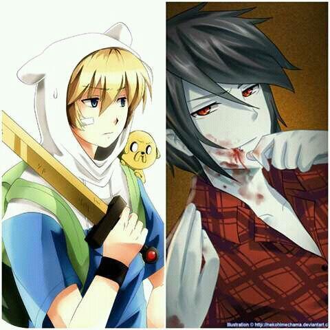 A quien le gustaria ver hora de aventura version anime anime amino altavistaventures Choice Image