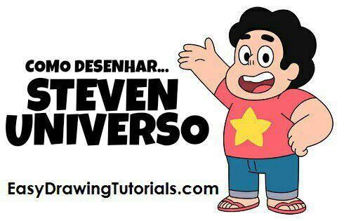 Como Desenhar Steven Universo Passo A Passo Steven