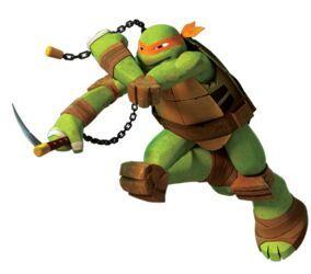Hamato Michaelangelo Teenage Mutant Ninja Turtles Amino