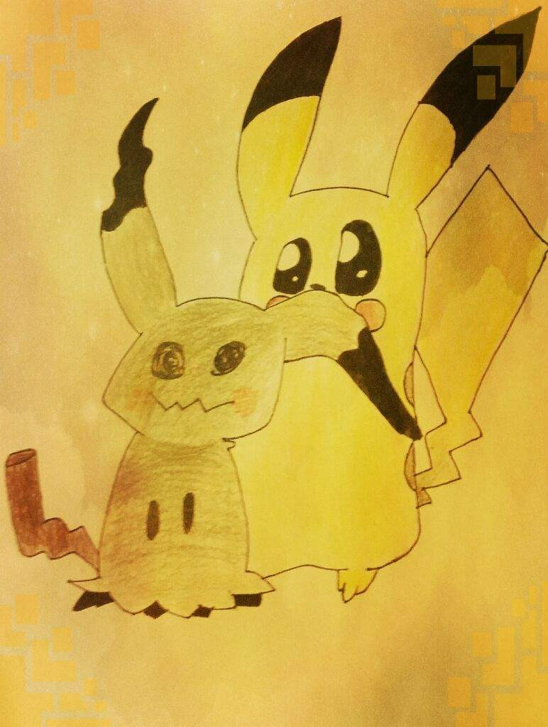 it u0027s fine if you copied me you are still my friend mimikyu