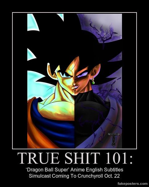 True Shit 101: | DragonBallZ Amino
