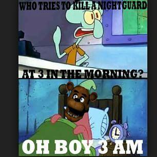 Funny Fnaf Memes Five Nights At Freddy S Amino