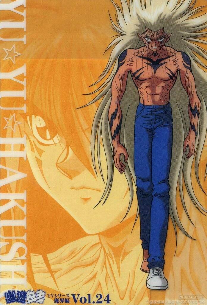 Top transformations anime amino for Yusuke demon