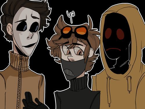 Hoody And Masky