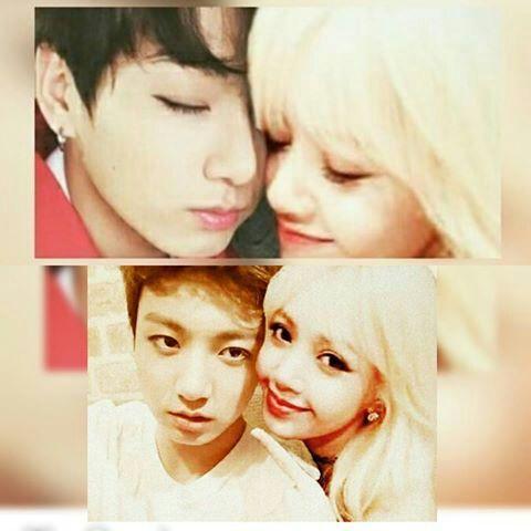 Jungkook And Lisa Wiki K Pop Amino