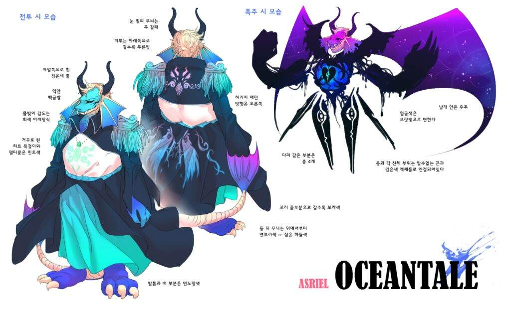 Скачать Игру Undertale Oceantale img-1