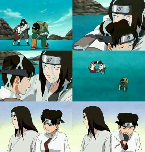 Wedding Cake | Why I ship Neji x Tenten | Anime Amino Naruto Shippuden Tenten And Neji