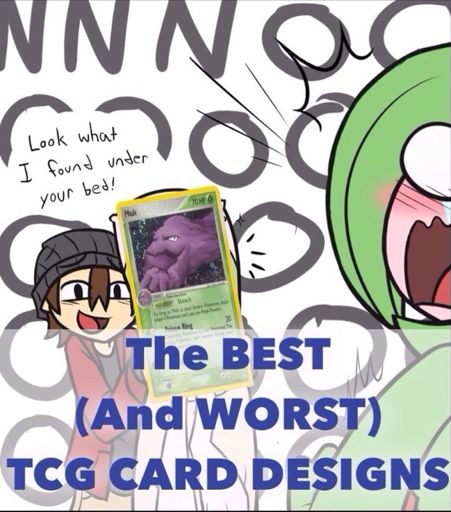 The Best (And Worst) TCG Card Designs