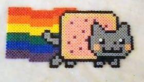 Perler beads | Wiki | Art, Crafts, And DIYs Amino