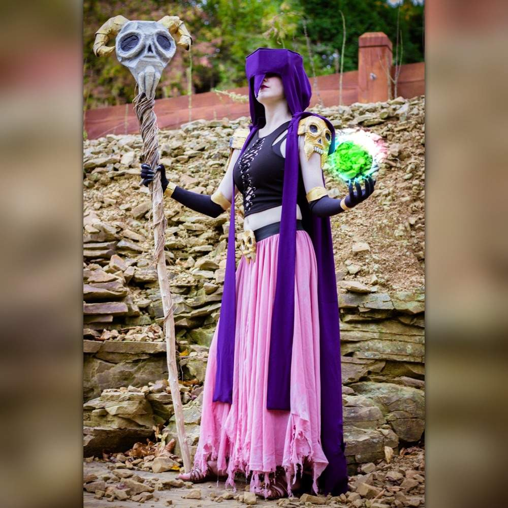 The Witch - Clash Of Clans | Cosplay Amino