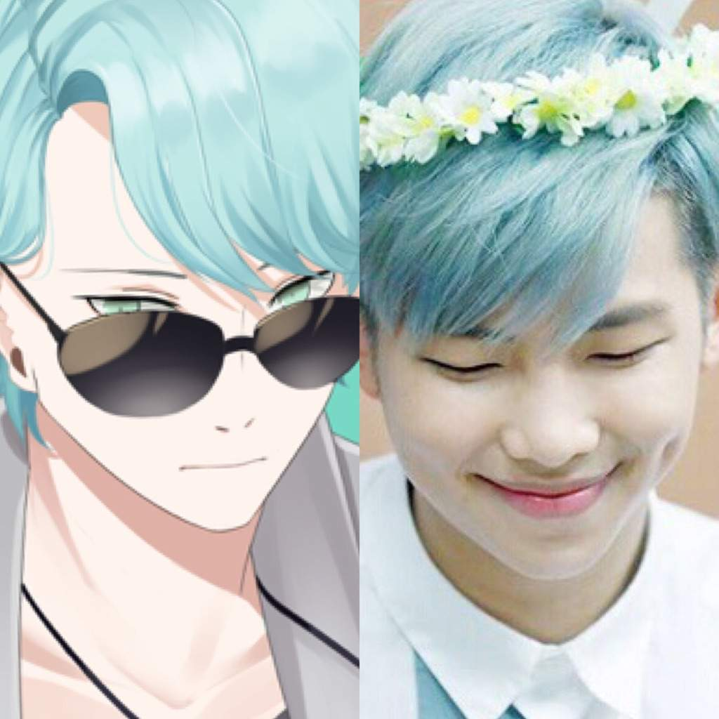 BTS As Anime Characters