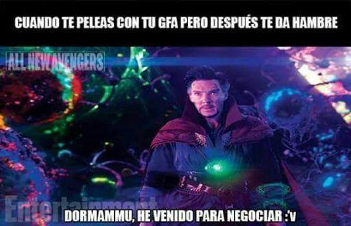 Memes De Doctor Strange Jaja😂😂