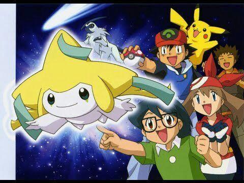Just Watched Pokemon Jirachi Wish Maker Anime Amino