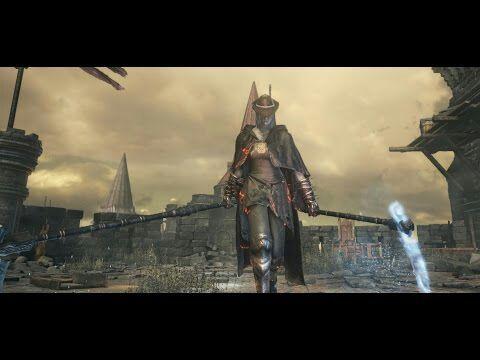 Dark Souls  Great Scythe Build Pve