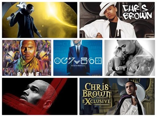 Pairing Chris Brown's Albums with a Pair of Sneakers | Sneakerheads