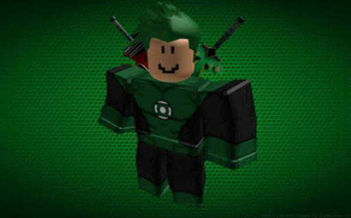 Green Lantern Wiki Roblox Amino
