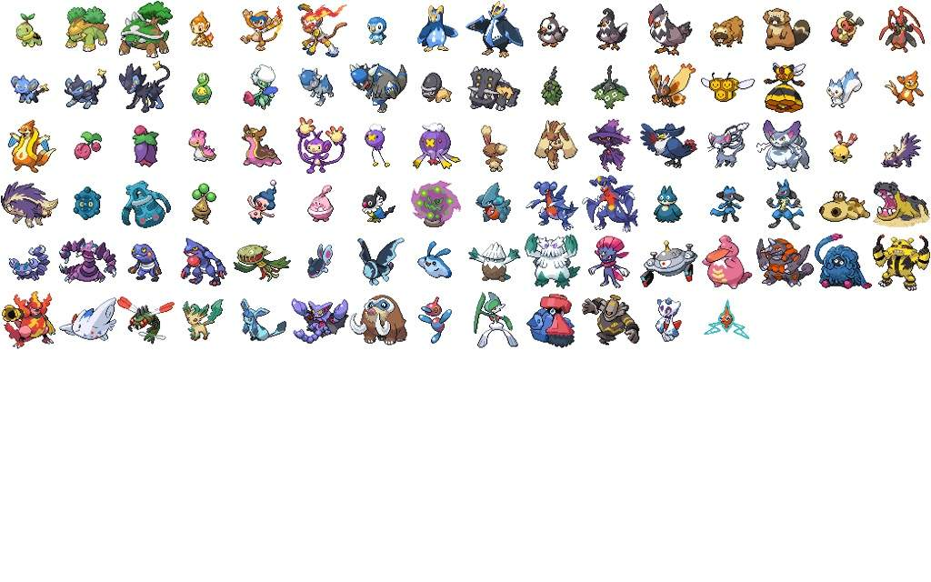 pokemon 4. generation