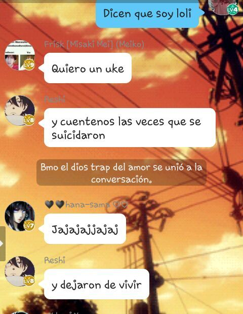 Soy chat suicida